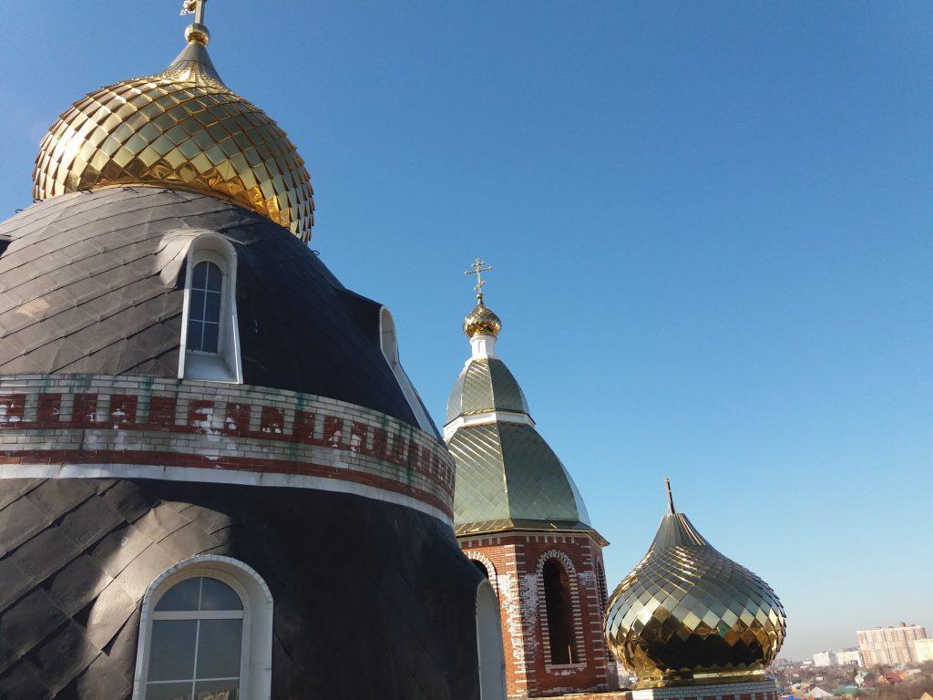 Изготовление куполов в Краснодарском Крае