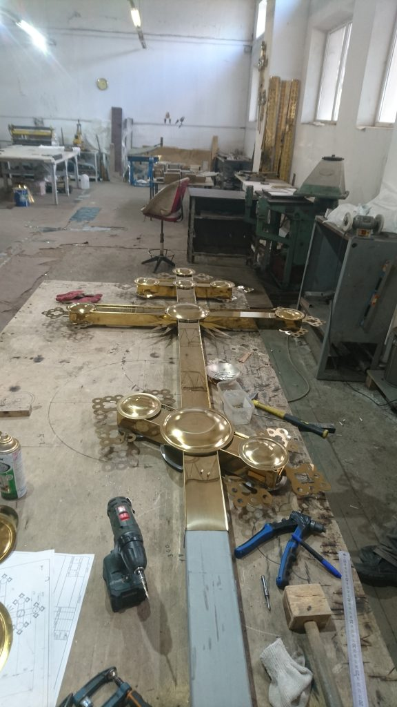Изготовление крестов
